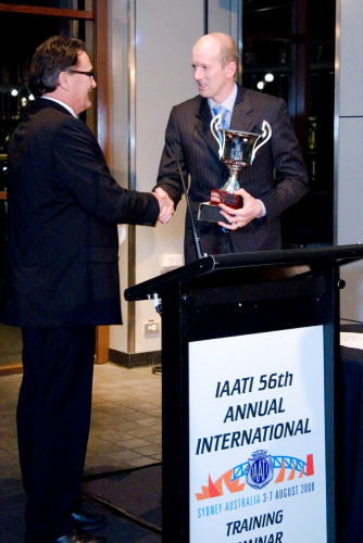 2008 DataDot Investigation of the Year Award Strike Force Shiprock NSW Police