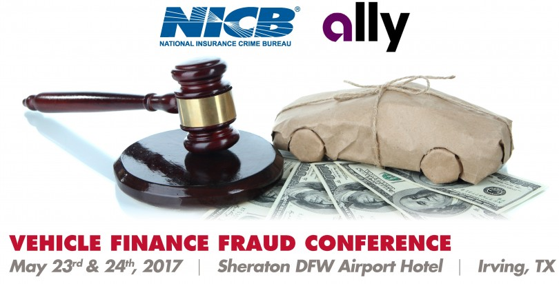 NICB and ALLY 2017 Vehicle Finance Fraud conference