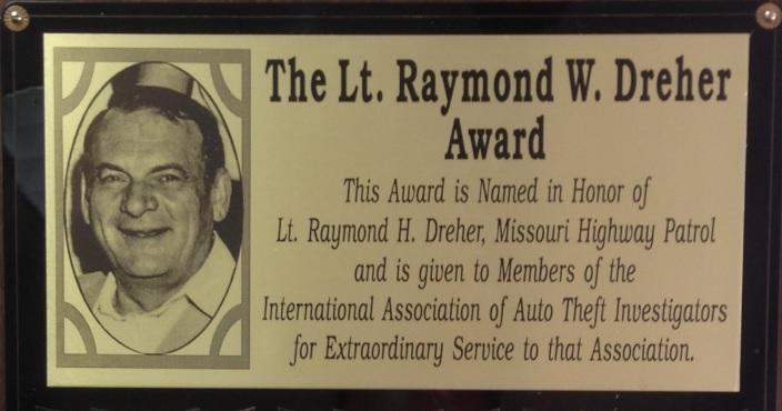 Raymond H. Dreher Memorial Award