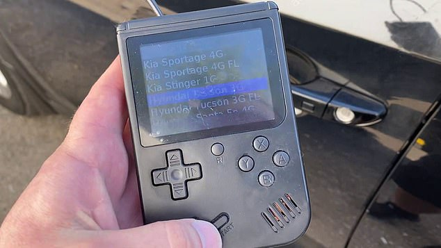 Game Boy device