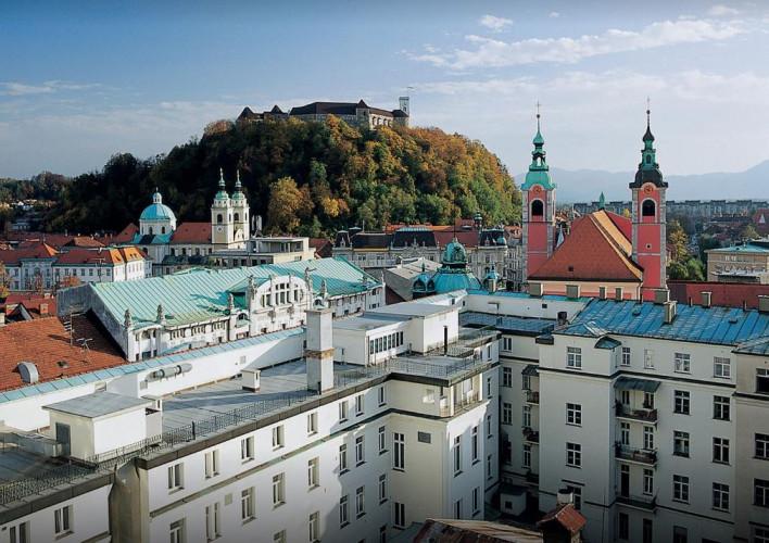 Ljubljana Town