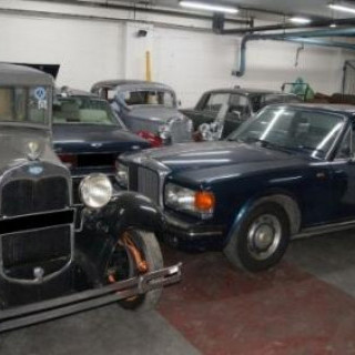 Classic cars stolen in Ireland