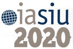 IASIU 2020 seminar logo