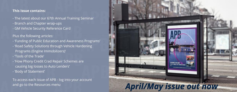 APB April_May 2019 slideshow