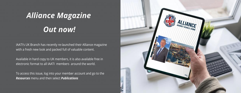 Alliance Magazine July 2021