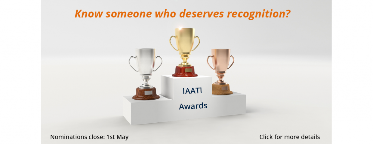 Call for Nominations for Awards