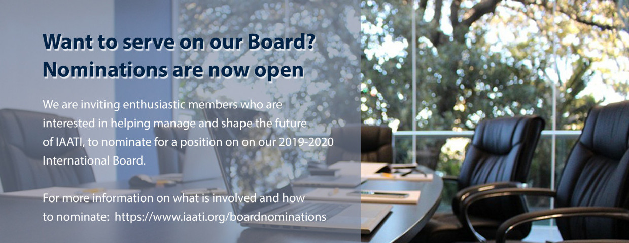 Call for 2019_20 Board Nominations
