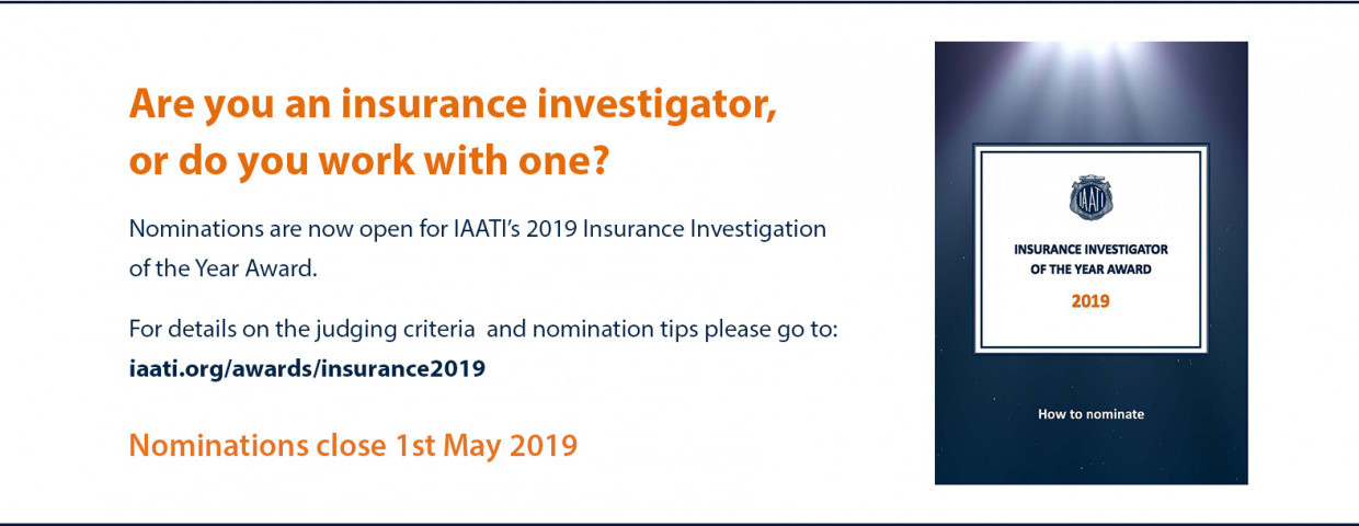 2019 Insurance Award Slideshow